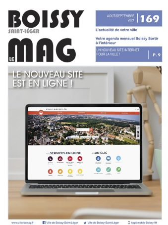 Couverture Mag N°169